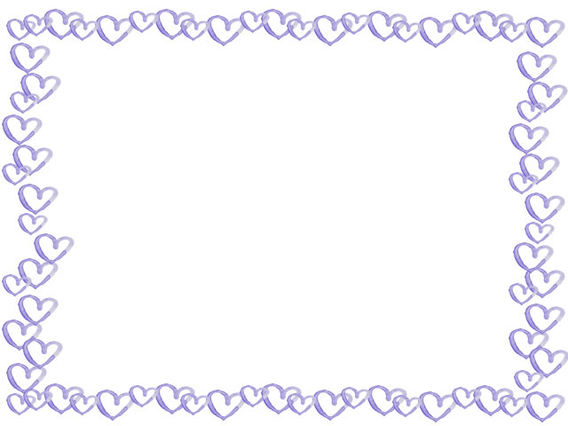 ブライダル ブライダル フレーム イラスト : フリー素材:フレーム;ガーリー ...